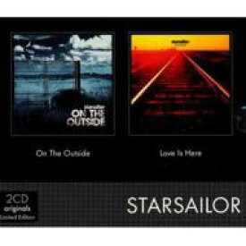 Starsailor / Love Is Here: On The Outside 輸入盤 【CD】