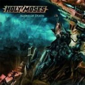 【送料無料】 Hory Moses / Agony Of Death 輸入盤 【CD】