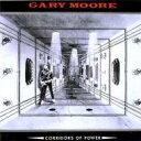 【送料無料】 Gary Moore ゲイリームーア / Corridors Of Power 【CD】