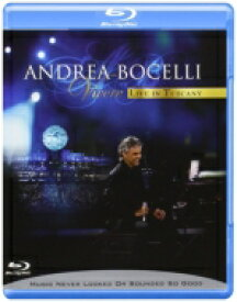 Andrea Bocelli アンドレアボチェッリ / Vivere: Live In Tuscany 【BLU-RAY DISC】