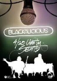 Blackalicious / 4 / 20 Live In Seattle 【DVD】