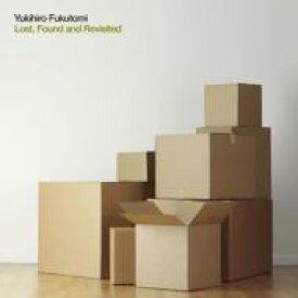 福富幸宏 フクトミユキヒロ / Lost, Found And Revisited 【CD】