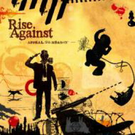 Rise Against ライズアゲインスト / Appeal To Reason 【CD】