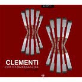 【送料無料】 Clementi クレメンティ / Piano Duo Works: Duo Hammerklavier 輸入盤 【CD】