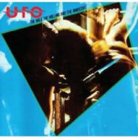 U.F.O. ユーエフオー / Wild The Willing And The Innocent 輸入盤 【CD】