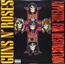 Guns N' Roses ガンズアンドローゼズ / Appetite For Destruction (180グラム重量盤レコード) 【LP】