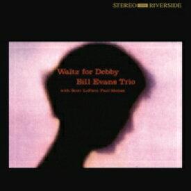 Bill Evans (Piano) ビルエバンス / Waltz For Debby (アナログレコード / OJC) 【LP】