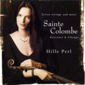サント・コロンブ (1641?-1701) / Works For Viole: Hille Perl Duftschmid(Gamb) Lee Santana(Lute) Lawrence-king(Hp) 輸入盤 【CD】