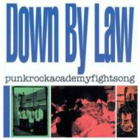 Down By Law / Punkrockacademyfightsong 輸入盤 【CD】
