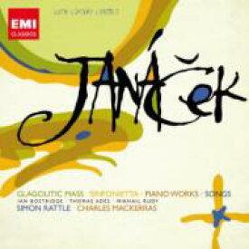Janacek ヤナーチェク / シンフォニエッタ、グラゴル・ミサ ラトル指揮、『消えた男の日記』 ボストリッジ、他(2CD) 輸入盤 【CD】