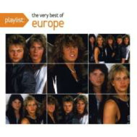 Europe ヨーロッパ / Playlist: The Very Best Of Europe 輸入盤 【CD】