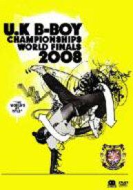 Uk B-boy Championship 2008 World Final 【DVD】