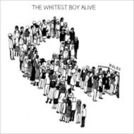 【送料無料】 Whitest Boy Alive / Rules 輸入盤 【CD】