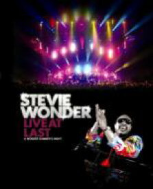 Stevie Wonder スティービーワンダー / Live At Last 【DVD】