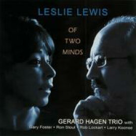 【送料無料】 Leslie Lewis / Of Two Minds +2 【CD】
