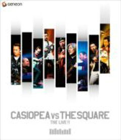 【送料無料】 Casiopea/T-square カシオペア/ティースクエア / Casiopea Vs The Square The Live 【BLU-RAY DISC】