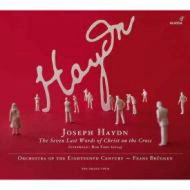 【送料無料】 Haydn ハイドン / 十字架上のキリストの最後の7つの言葉 ブリュッヘン&18世紀オーケストラ 輸入盤 【CD】