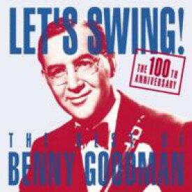 Benny Goodman ベニーグッドマン / Let's Swing -the best of Benny Goodman 【CD】