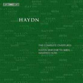 【送料無料】 Haydn ハイドン / 序曲全集 フス&ハイドン・シンフォニエッタ・ウィーン(2CD) 輸入盤 【CD】