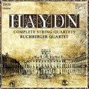 【送料無料】 Haydn ハイドン / 弦楽四重奏曲全集 ブッフベルガー四重奏団(23CD) 輸入盤 【CD】