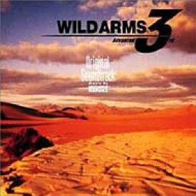 【送料無料】 「ワイルドアームズ アドヴァンスドサード」オリジナル・サウンドトラック 【CD】