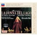 Rossini ロッシーニ / 『湖上の美人』全曲 ムーティ&スカラ座、アンダーソン、メリット、他(1992 ステレオ)(2CD…