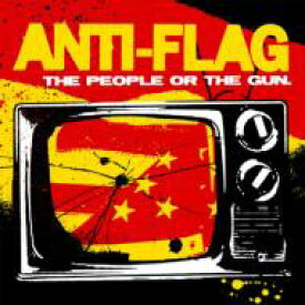 Anti Flag アンチフラッグ / People Or The Gun 【CD】
