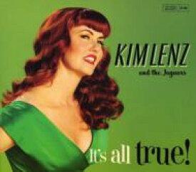 Kim Lenz & Jaguars / It's All True 輸入盤 【CD】