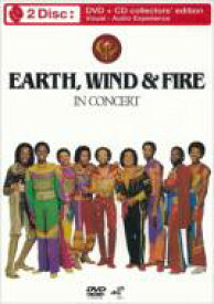 Earth Wind And Fire アースウィンド&ファイアー / In Concert 【DVD】
