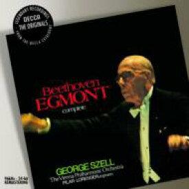 Beethoven ベートーヴェン / 劇音楽『エグモント』全曲 セル&ウィーン・フィル 【CD】