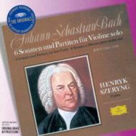 【送料無料】 Bach, Johann Sebastian バッハ / 無伴奏ヴァイオリンのためのソナタとパルティータ全曲 シェリング(2CD) 【CD】