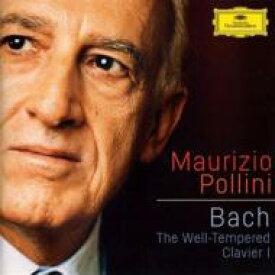 【送料無料】 Bach, Johann Sebastian バッハ / 平均律クラヴィーア曲集第1巻 全曲 ポリーニ(2CD) 輸入盤 【CD】
