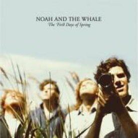 Noah And The Whale / First Days Of Spring 輸入盤 【CD】