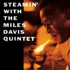 Miles Davis マイルスデイビス / Steamin (アナログレコード / Jazz Wax) 【LP】