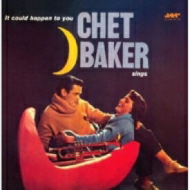 Chet Baker チェットベイカー / Sings It Could Happen To You (180グラム重量盤レコード / Jazz Wax) 【LP】