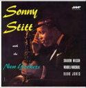 Sonny Stitt ソニースティット / With The New Yorkers (アナログレコード / Jazz Wax) 【LP】