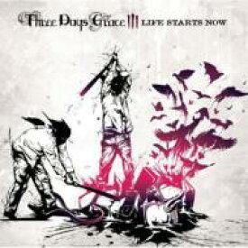 Three Days Grace スリーデイズグレース / Life Starts Now 【CD】