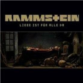 Rammstein ラムシュタイン / Liebe Ist Fur Alle Da 輸入盤 【CD】