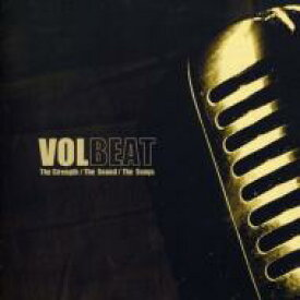 【送料無料】 Volbeat / Strength The Sounds The Songs 輸入盤 【CD】