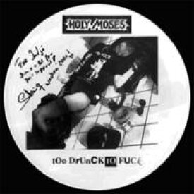 Hory Moses / Too Drunk To Fuck 【CD】