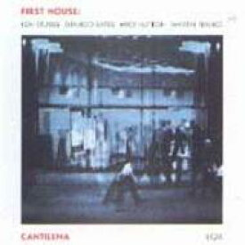 First House (Django Bates) / Cantilena 【LP】