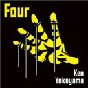 横山健 ヨコヤマケン / Four 【CD】
