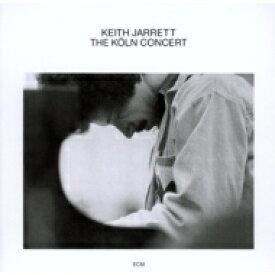 【送料無料】 Keith Jarrett キースジャレット / Koln Concert (2枚組 / 180グラム重量盤レコード / ECM) 【LP】