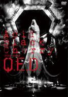 """【送料無料】 Acid Black Cherry アシッドブラックチェリー / Acid Black Cherry 2009 tour """"Q.E.D."""" 【DVD】"""