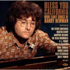 【送料無料】 Bless You California: More Early Songs Of Randy Newman 輸入盤 【CD】