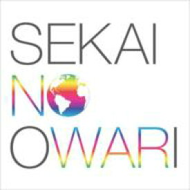 SEKAI NO OWARI / EARTH 【CD】