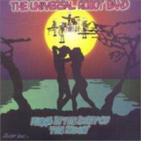 Universal Robot Band / Freak In The Light Of The Moon 輸入盤 【CD】