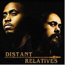 Nas & Damian Marley ナズアンドダミアンマーリー / Distant Relatives 輸入盤 【CD】