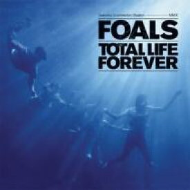 Foals フォールズ / Total Life Forever 輸入盤 【CD】