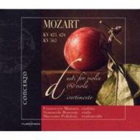【送料無料】 Mozart モーツァルト / Divertimento K.563: Manara(Vn) Braconi(Va) Polidori(Vc) +duos 輸入盤 【CD】